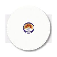 Bild Einweg-Geschirr - Pappe, Tortenunterlage, Ø 28 cm, 6 Stück