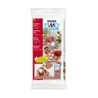 Bild Modelliermasse FIMO® air basic - 500g, terrakotta, metall. Folie
