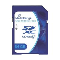 Bild SDXC Speicherkarte, Klasse 10, 64GB