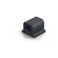 Bild Kabel-Clip CAVOLINE® CLIP PRO 1 - 20 x 21 x 16 mm, graphit, Kunststoff, 6 Stück