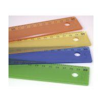 Bild Lineal 30cm Kunststoff  KUM L3 ICE