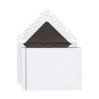 Bild Briefumschlag Deuil - C6, hochweiß, gummiert, ohne Fenster, 100 g, 25 Stück