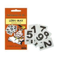 Bild Lernfix Zählkarten 0-20 in Schachtel