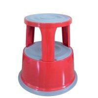 Bild Rollhocker aus Metall - Gewicht 5 kg, rot