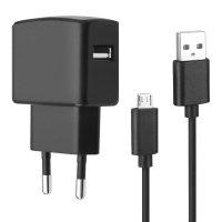 Bild Essential Netzteil USB 2.4A schwarz