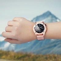 Bild Smarte Armbanduhr FontaFit 500CH Teso rosegold