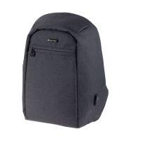 Bild Rucksack SAFEPAK - Sicherheitsrucksack mit Laptopfach, anthrazit