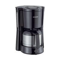 Bild Kaffeemaschine Type - Thermo Edelstahl, schwarz