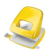 Bild 5008 Bürolocher NeXXt - 30 Blatt, gelb metallic
