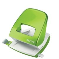 Bild 5008 Bürolocher NeXXt - 30 Blatt, grün metallic