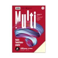 Bild Multifunktionspapier 7X PLUS - A4, 120 g/qm, creme, 35 Blatt