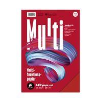 Bild Multifunktionspapier 7X PLUS - A4, 120 g/qm, rot, 35 Blatt