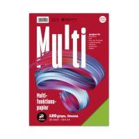Bild Multifunktionspapier 7X PLUS - A4, 120 g/qm, limone, 35 Blatt