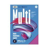 Bild Multifunktionspapier 7X PLUS - A4, 160 g/qm, lila, 25 Blatt