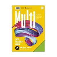 Bild Multifunktionspapier 7X PLUS - A4, 80 g/qm, limone, 50 Blatt