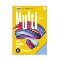 Bild Multifunktionspapier 7X PLUS - A4, 80 g/qm, blau, 50 Blatt