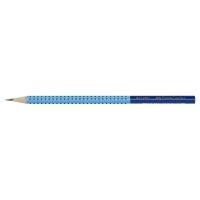 Bild Bleistift Grip 2001 - B, hellblau/blau