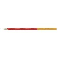 Bild Bleistift Grip 2001 - B, rot/orange