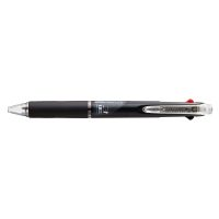 Bild Tintenroller UB Jetstream Multicolour - 0,5 mm, rot/blau/schwarz, Schaftfarbe schwarz