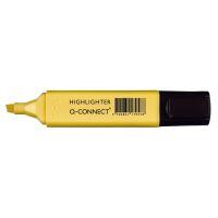 Bild Textmarker - ca. 1,5 - 2 mm, pastell gelb
