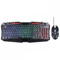 Bild Gaming Tastatur & Maus Set, Sprex schwarz
