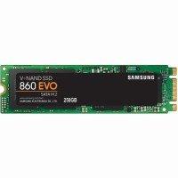 Bild Samsung 860 EVO M.2 250 GB Serial ATA III V-NAND MLC