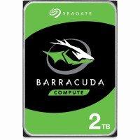 Bild Seagate Barracuda ST2000DM008 Interne Festplatte 3.5 Zoll 2000 GB Serial ATA III
