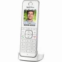 Bild AVM FRITZ!Fon C6 DECT-Telefon Anrufer-Identifikation Weiß