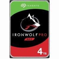Bild Seagate IronWolf Pro ST4000NE001 Interne Festplatte 3.5 Zoll 4000 GB Serial ATA III