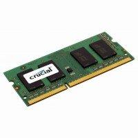 Bild Crucial 8GB DDR3 SODIMM Speichermodul DDR3L 1600 MHz