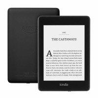 Bild Amazon Kindle Paperwhite eBook-Reader Touchscreen 8 GB WLAN Schwarz