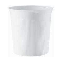 Bild Papierkorb Re-LOOP - 13 Liter, rund, weiß