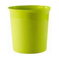 Bild Papierkorb Re-LOOP - 13 Liter, rund, lemon