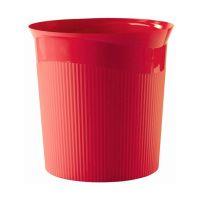Bild Papierkorb Re-LOOP - 13 Liter, rund, rot