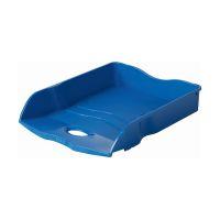 Bild Briefablage Re-LOOP - A4/C4, stapelbar, blau