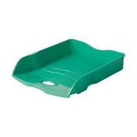 Bild Briefablage Re-LOOP - A4/C4, stapelbar, grün