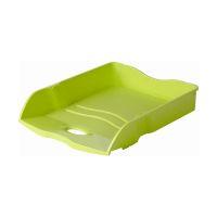 Bild Briefablage Re-LOOP - A4/C4, stapelbar, lemon