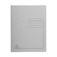 Bild Spiralhefter - A4, 300 Blatt, Colorspan-Karton, 355 g/qm, grau