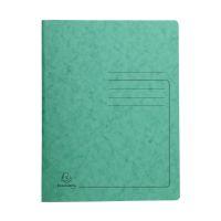 Bild Spiralhefter - A4, 300 Blatt, Colorspan-Karton, 355 g/qm, grün