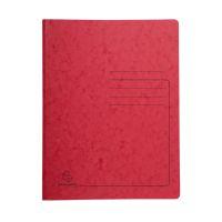 Bild Spiralhefter - A4, 300 Blatt, Colorspan-Karton, 355 g/qm, rot