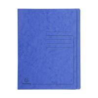 Bild Schnellhefter - A4, 350 Blatt, Colorspan-Karton, 355 g/qm, blau