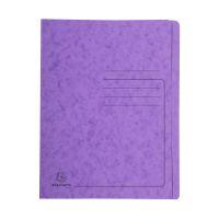 Bild Schnellhefter - A4, 350 Blatt, Colorspan-Karton, 355 g/qm, violett
