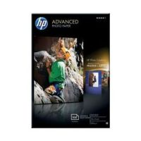 Bild Advanced Fotopapier Inkjet - 10x15cm, glänzend, 250 g/qm, 100 Blatt
