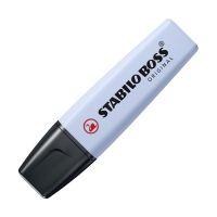 Bild Textmarker Stabilo Boss® pastell wolkenblau