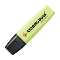 Bild Textmarker Stabilo Boss® pastell prise von limette