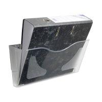 Bild Wand-Prospekthalter - A4 quer, transparent