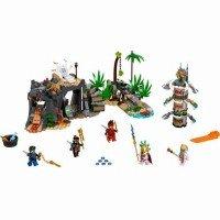 Bild LEGO® Ninjago Das Dorf der Wächter 71747