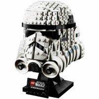 Bild LEGO® Stormtrooper Helm 75276