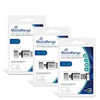 Bild USB 2.0/MicroUSB Speicherstick