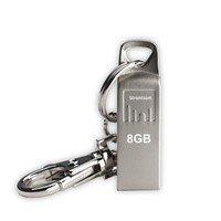 Bild USB 2.0 Stick, Schlüsselkarabiner